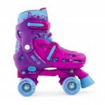 Dětské trekové brusle SFR - Hurricane Pink