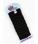 SFR - Black Leg warmers