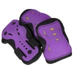 Dětská Sada chráničů SFR Essential Purple Triple Pad Set